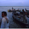 Paul Nevin Varanasi Travel Photo River burial